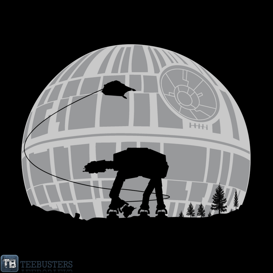 'Battle of Hoth' by BomDesignz by Teebusters