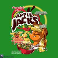 'Apple Jacks' by GillesBone! by Teebusters