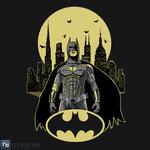 'The Dark Knight' by sologfx