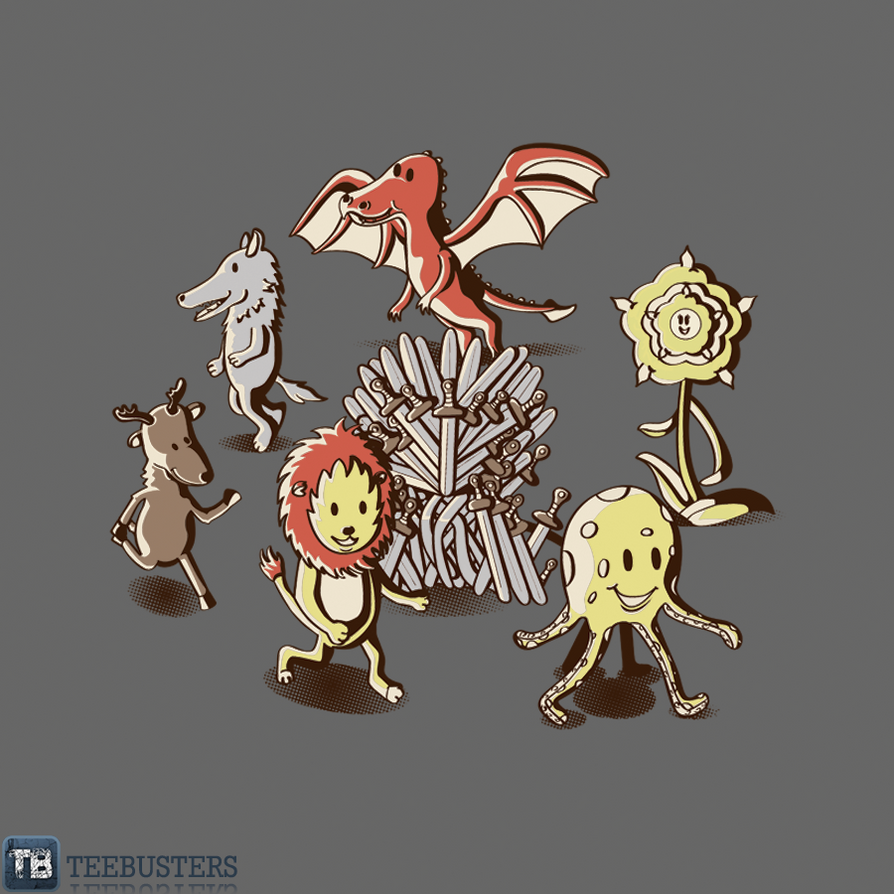 'Game of Chairs' by criso! by Teebusters