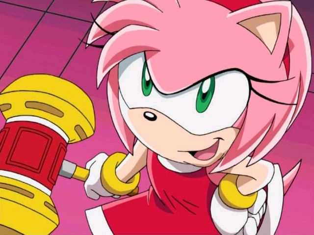 Amy Rose-Sonic X By Winx-Isabella123 On DeviantArt