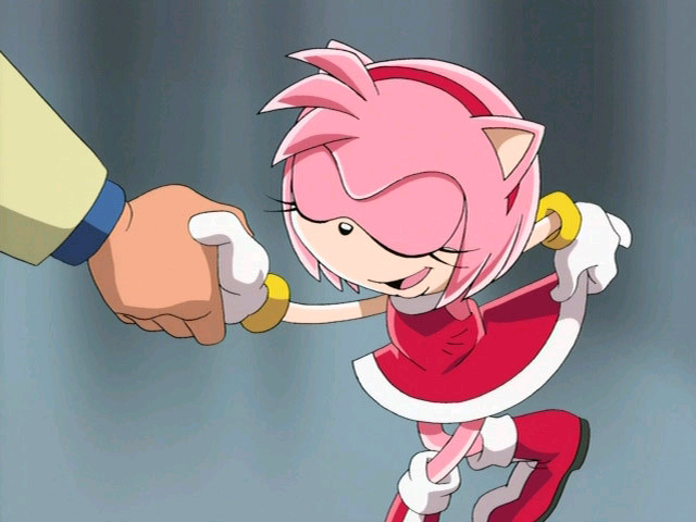 Amy Rose- Sonic X 2 By Winx-Isabella123 On DeviantArt