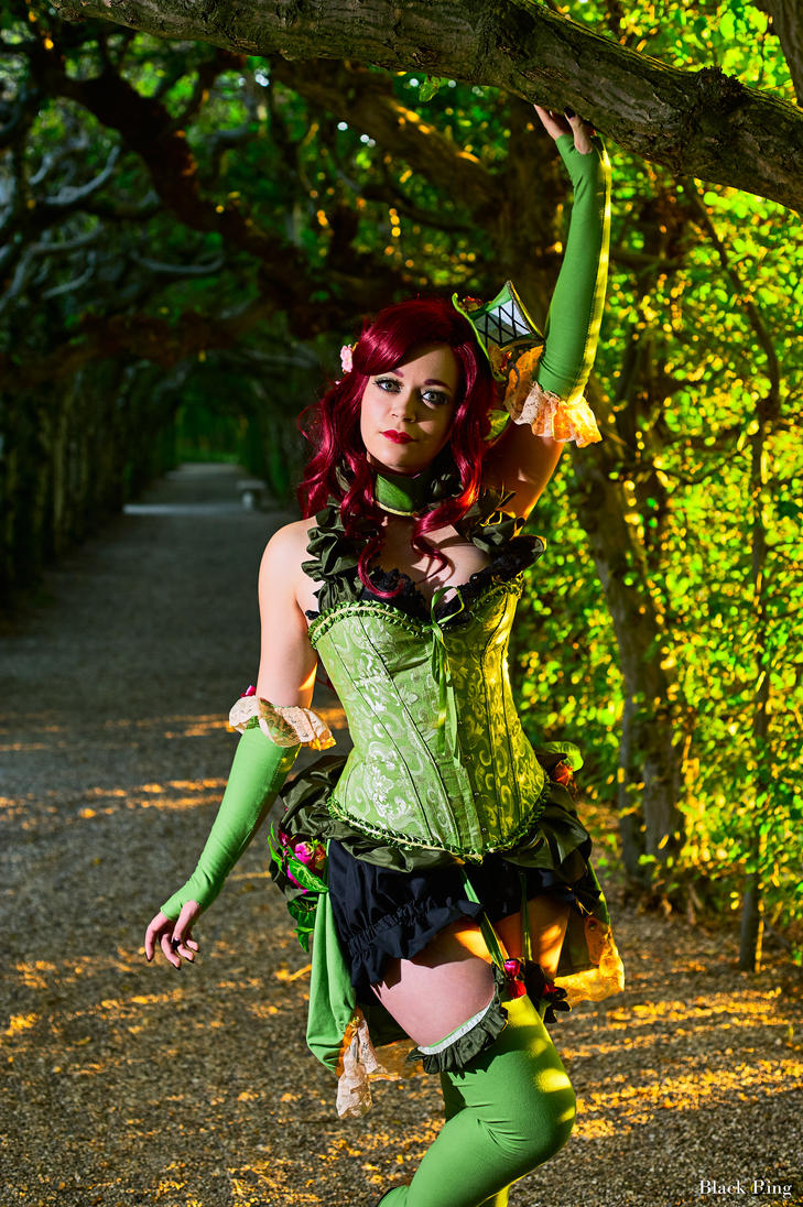 Poison Ivy [2] by Nightskylullaby