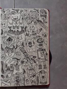 Doodle Original Character 11