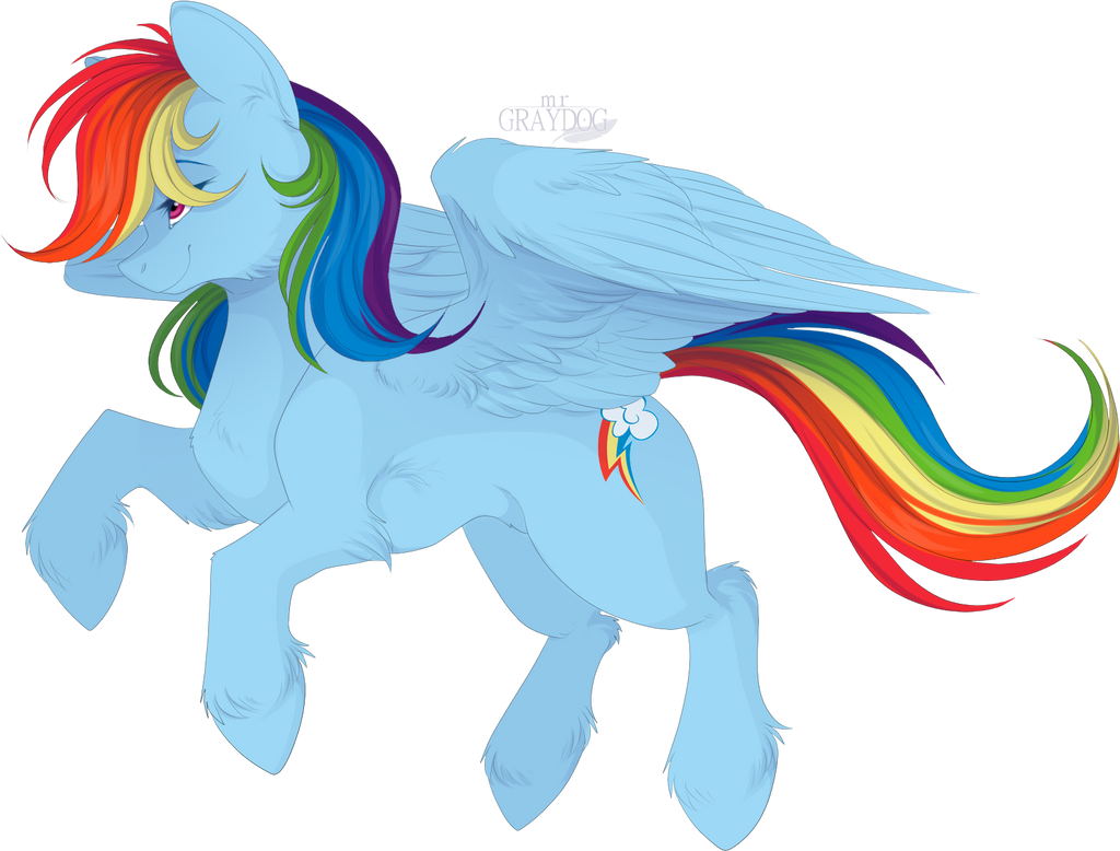 Rainbow by mrGDog