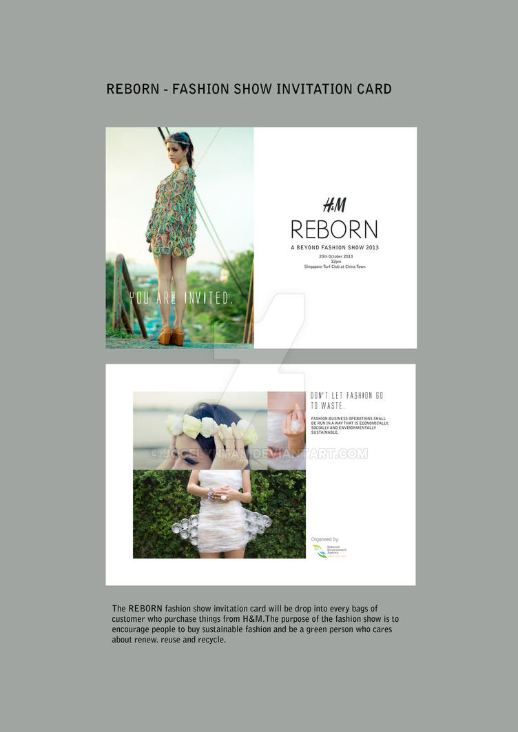 Fashion show invitation card by jocelyntan on deviantart fashion show invitation card by jocelyntan stopboris Image collections