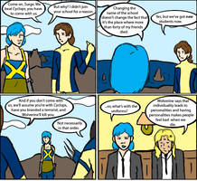 X-Men: X-school by magickmaker