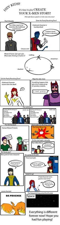 The X-men Game