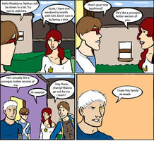 X-Men: Custody by magickmaker