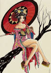 Soul Calibur 3: Setsuka