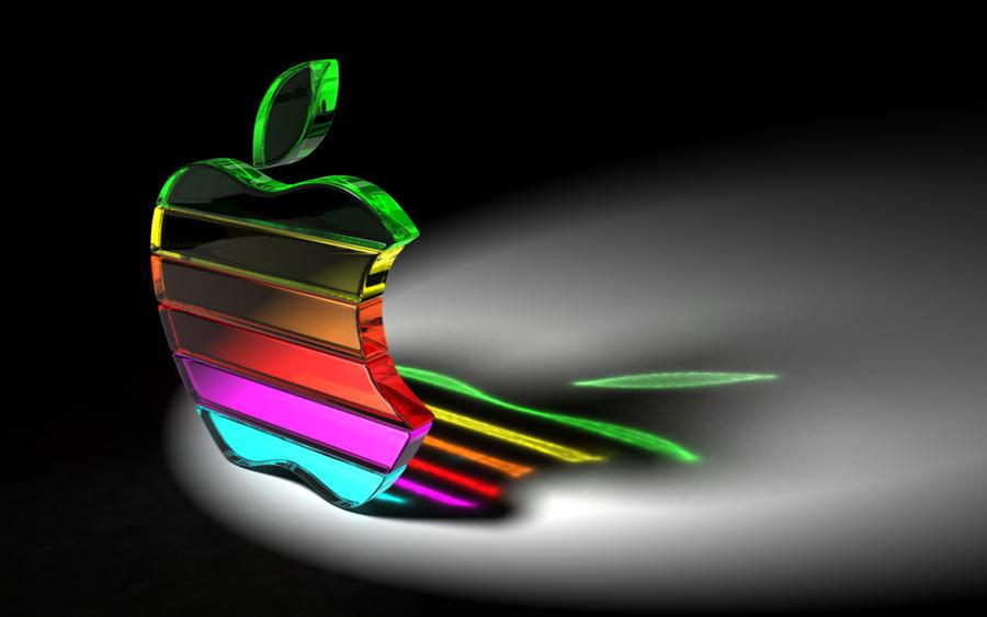 Apple Logo Wallpaper by JoshuaCollins-media on DeviantArt