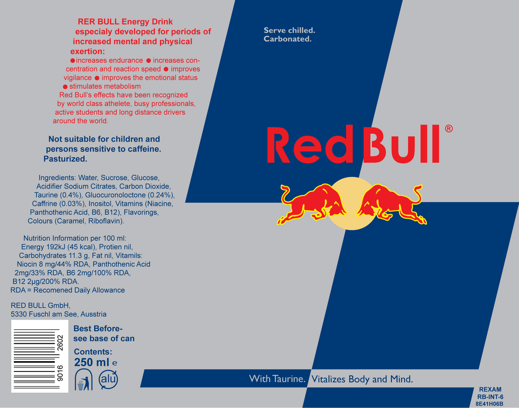 how to kill yourself with red bull