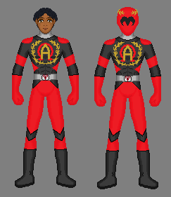 Red Demigod Ranger