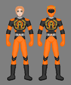 Orange Demigod Ranger