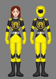 Yellow Demigod Ranger