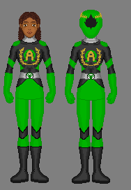 Green Demigod Ranger