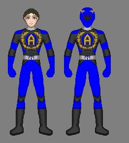 Blue Demigod Ranger