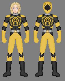 Gold Demigod Ranger