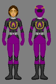 Violet Demigod Ranger