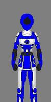 Portal Master Skylander Blue