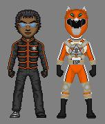 ESP Cyber Fox Ranger by Soluna17