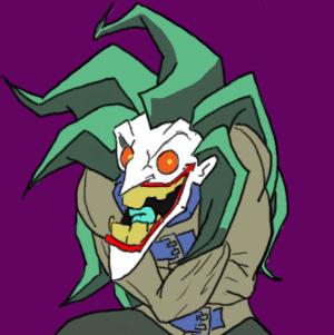 Joker by sparklesofdoom