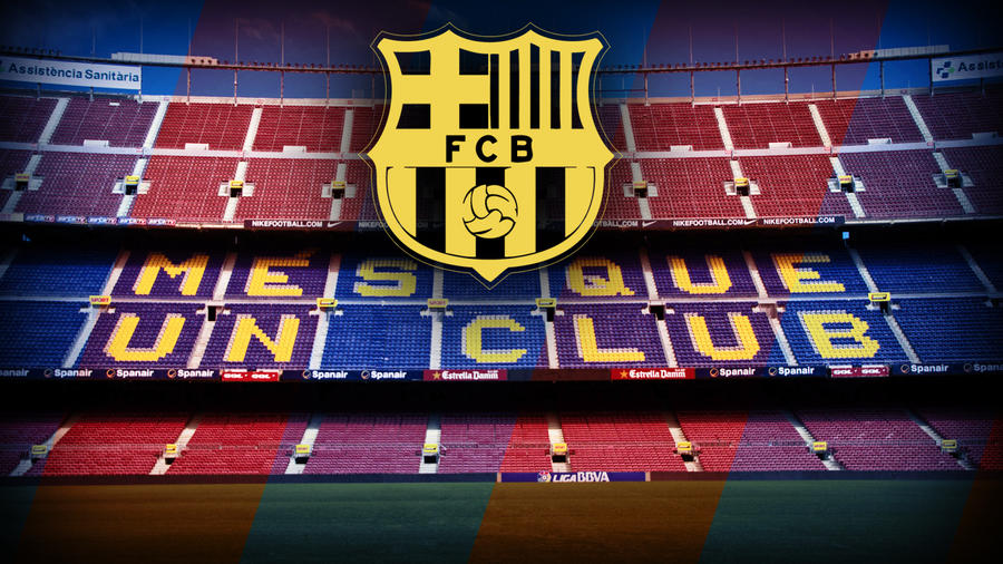 FC Barcelona Wallpaper By MistermindH