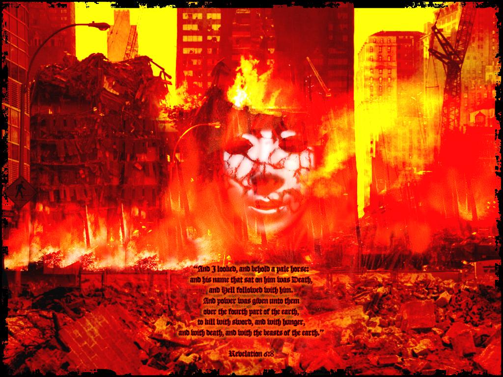 Revelation 6:8 by Hellwolve on DeviantArt