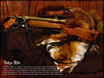 Legendary Weapons: Valkyr Rifle