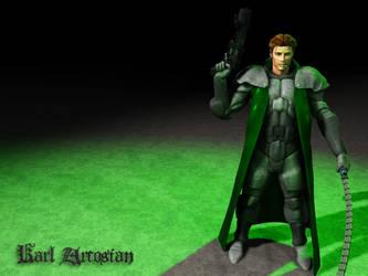 Rogue Trader - Karl Arcosian, Rogue Trader by Hellwolve