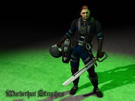 Rogue Trader - Mordechai Strophes, Imperial Pilot
