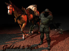 Dungeons and Dragons - Goddard Ogrekin and Roach