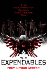 Rogue Trader - 'The Expendables'