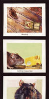 Mousetrap Romance by RYE-BREAD