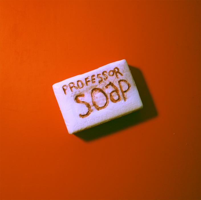 Professor Soap by RYE-BREAD