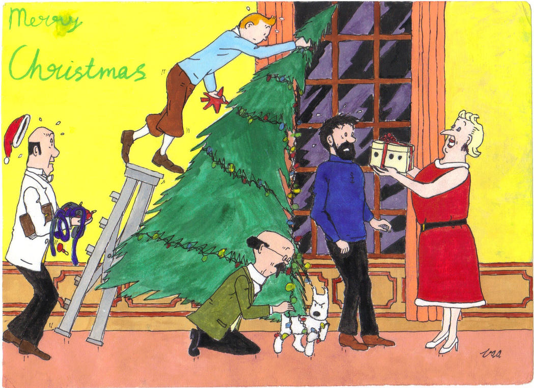 tintin and snowy wallpaper - photo #19