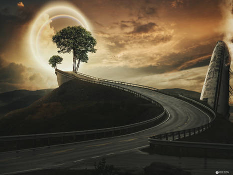 the road is endless