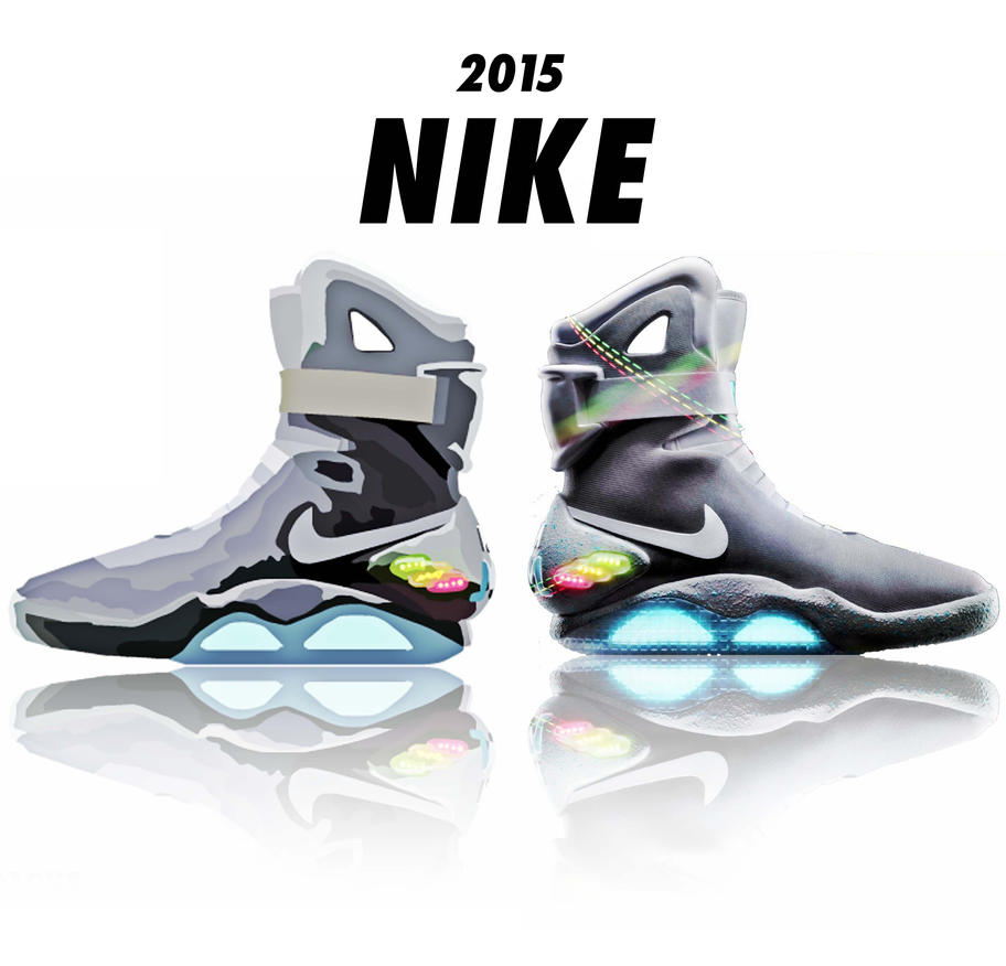 back to the future 2 nike shoes price 862452