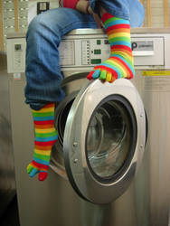 CoLoReD_WaShMaChInE. by sweetkiras