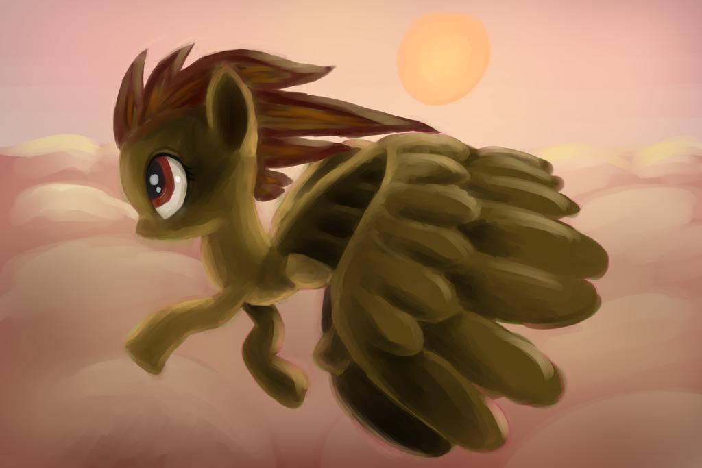 Spitfire by khyperia