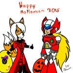 Happy Halloween 2015 by PrincessTales