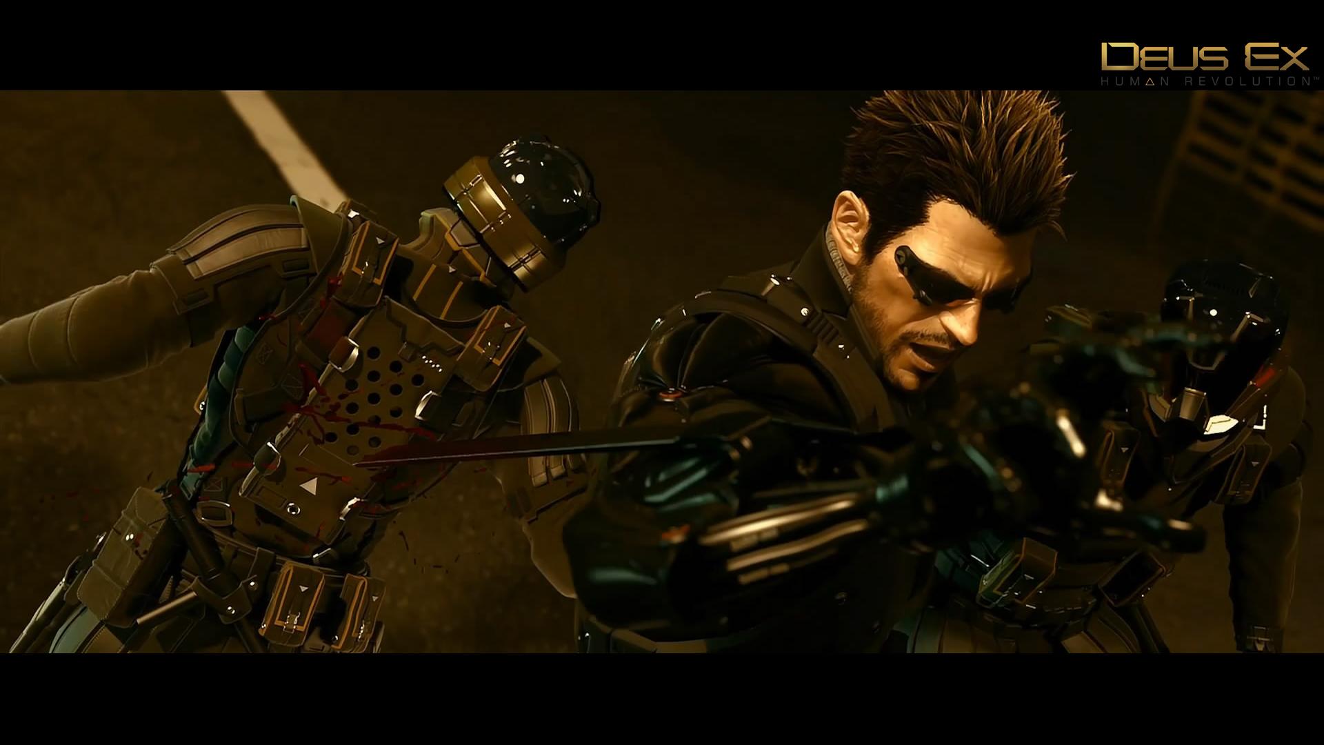 Deus Ex: Human Revolution by jcm-amorim