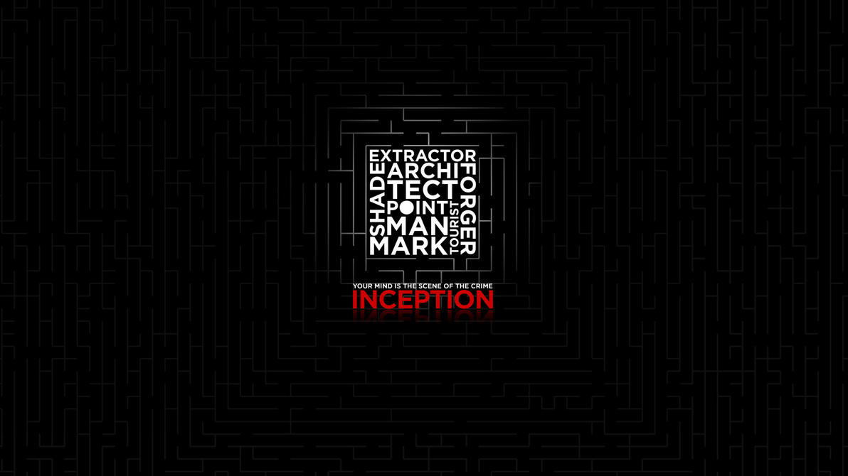 inception mazejcm-amorim on deviantart
