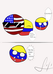 Colombia Ball
