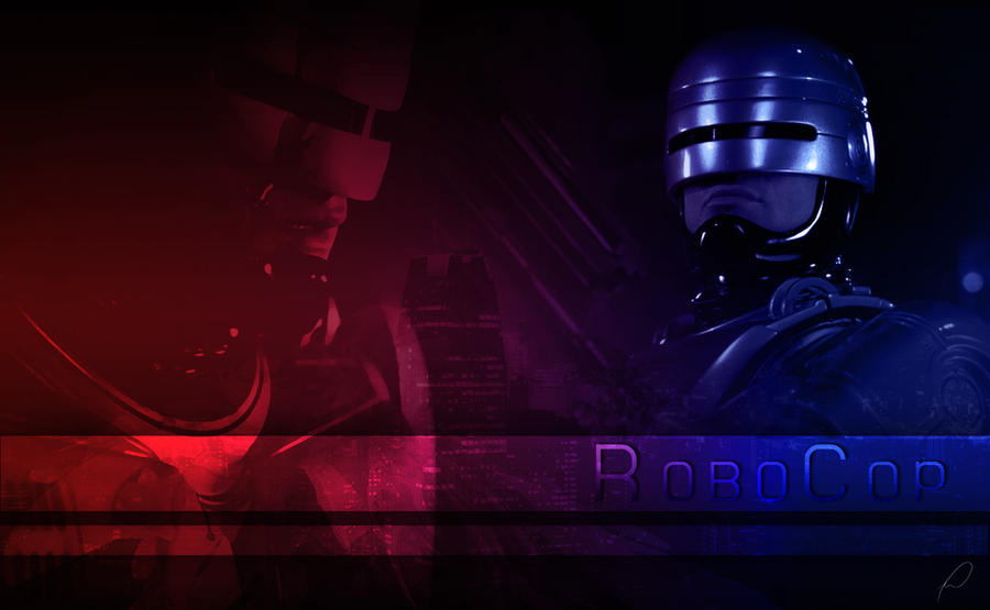Robocop Wallpaper By Dark Rizzi