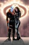 Destro and Baroness