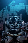 Batman 674 Cover