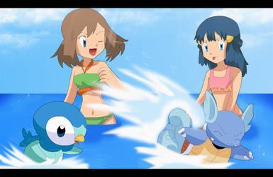 #pokemonhikari   Explore pokemonhikari on DeviantArt