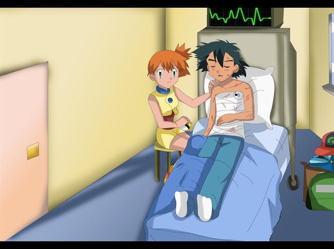Ash gets sick flyingzg com click for details of pokemon fanfiction ash
