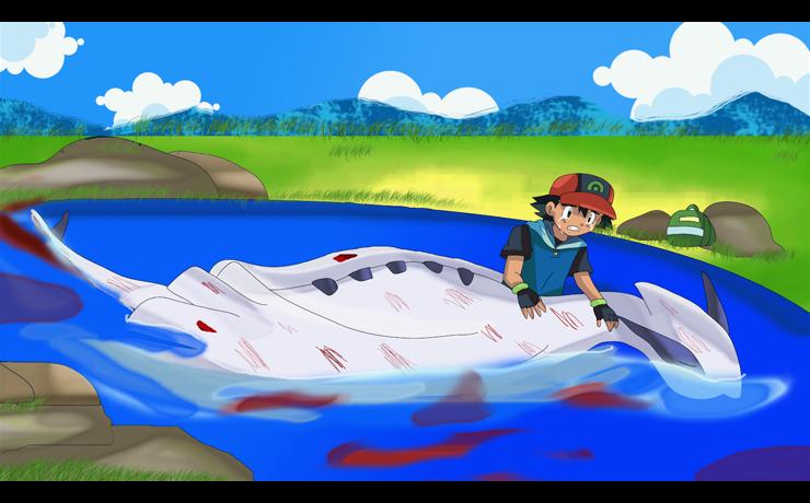 Pokemon destiny the path of legends by hikariangelove on deviantart